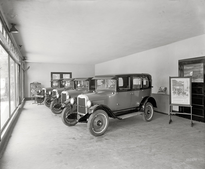 Rockville, Maryland, circa 1926. \