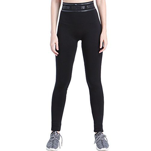 79eb20f6c2729 Septree Womens High Waist Activewear sport Ankle legging Workout Tights  Running Yoga Pants LXL Black ** Check out this great product.