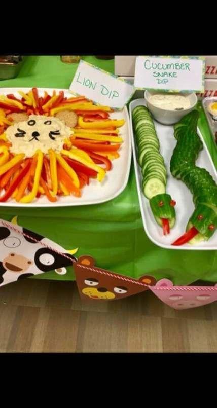 Baby shower food for boy babyshower birthday parties 62 best Ideas #safaribirthdayparty