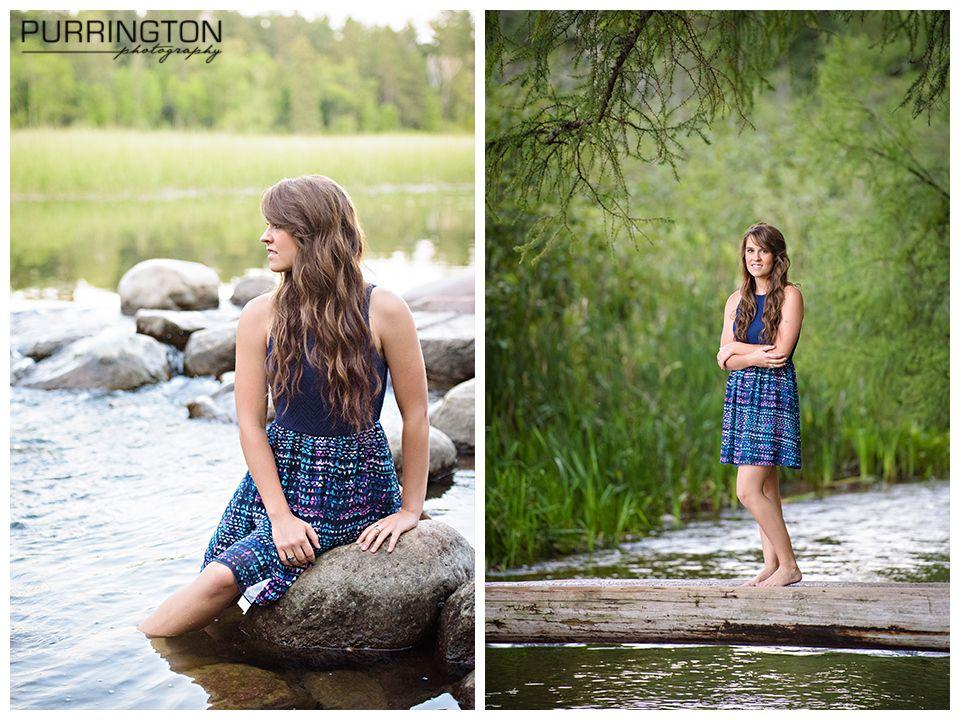 Kaitlyn Bemidji High School Senior Photographer Senior