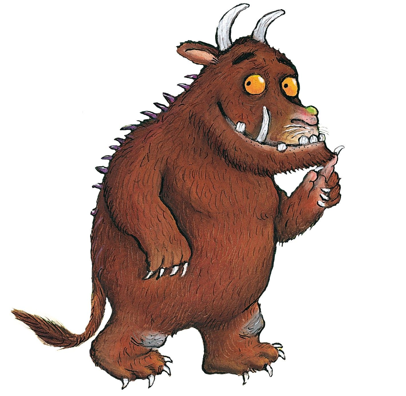 Image result for the gruffalo characters