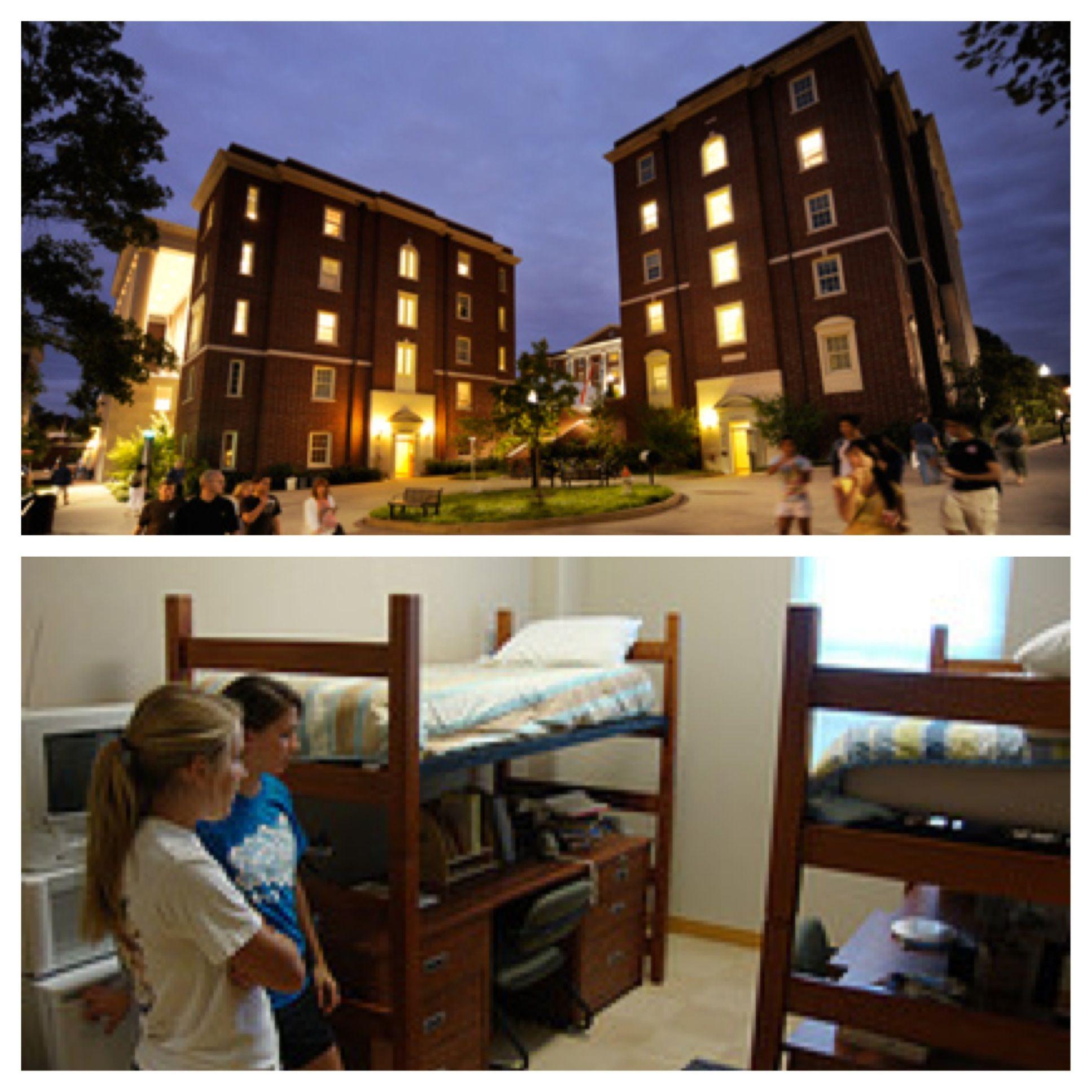 Vanderbilt University Dorm Floor Plans