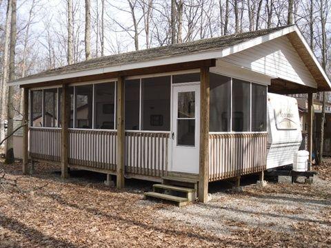 Big Bear Lake Big Bear Lake Property List Remodeled Campers Trailer Deck Camper Living