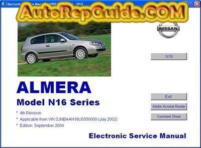download free nissan almera n16 repair manual image by rh pinterest com 2014 Nissan Sentra nissan almera haynes manual download