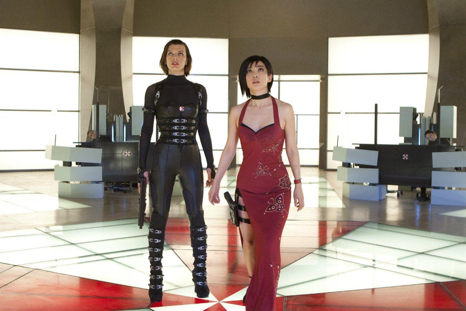 Ada Wong Resident Evil
