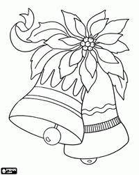 Flores De Navidad Para Colorear E Imprimir Buscar Con Google Christmas Tree Coloring Page Christmas Coloring Sheets Santa Coloring Pages