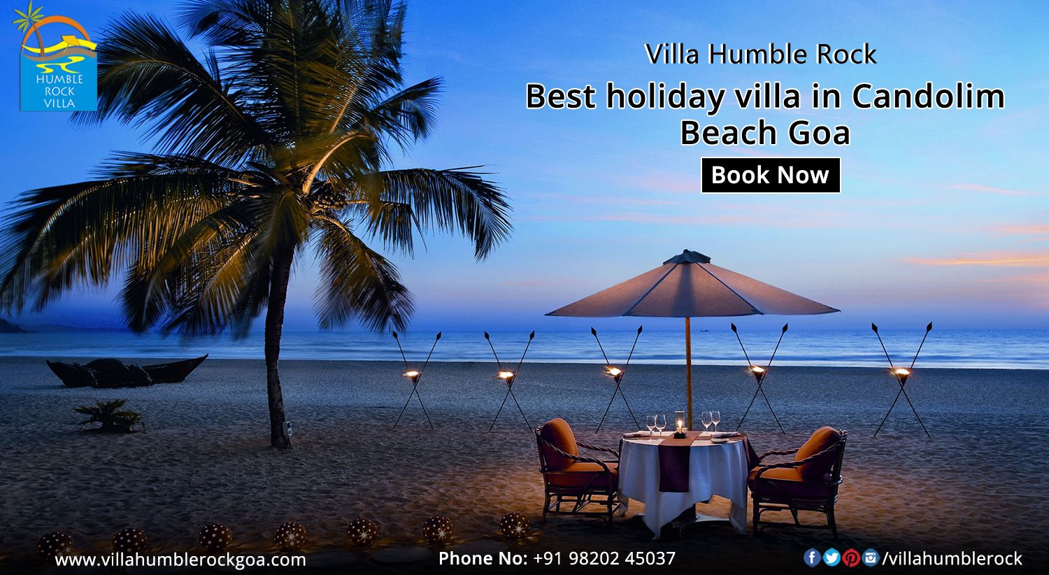 Book Cheap Cost Villas at Goa  Best holiday packages