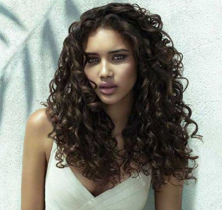 Cortes para pelo rizado Makeupdecor Curls Pinterest Curly