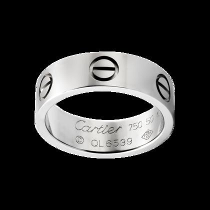 4d8a582c1aa7c Cartier Love Ring 18K white gold | Replica Cartier Love Rings ...