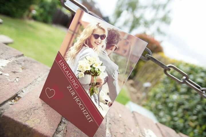 Traumhafte Hochzeitskarten selbst gestalten.