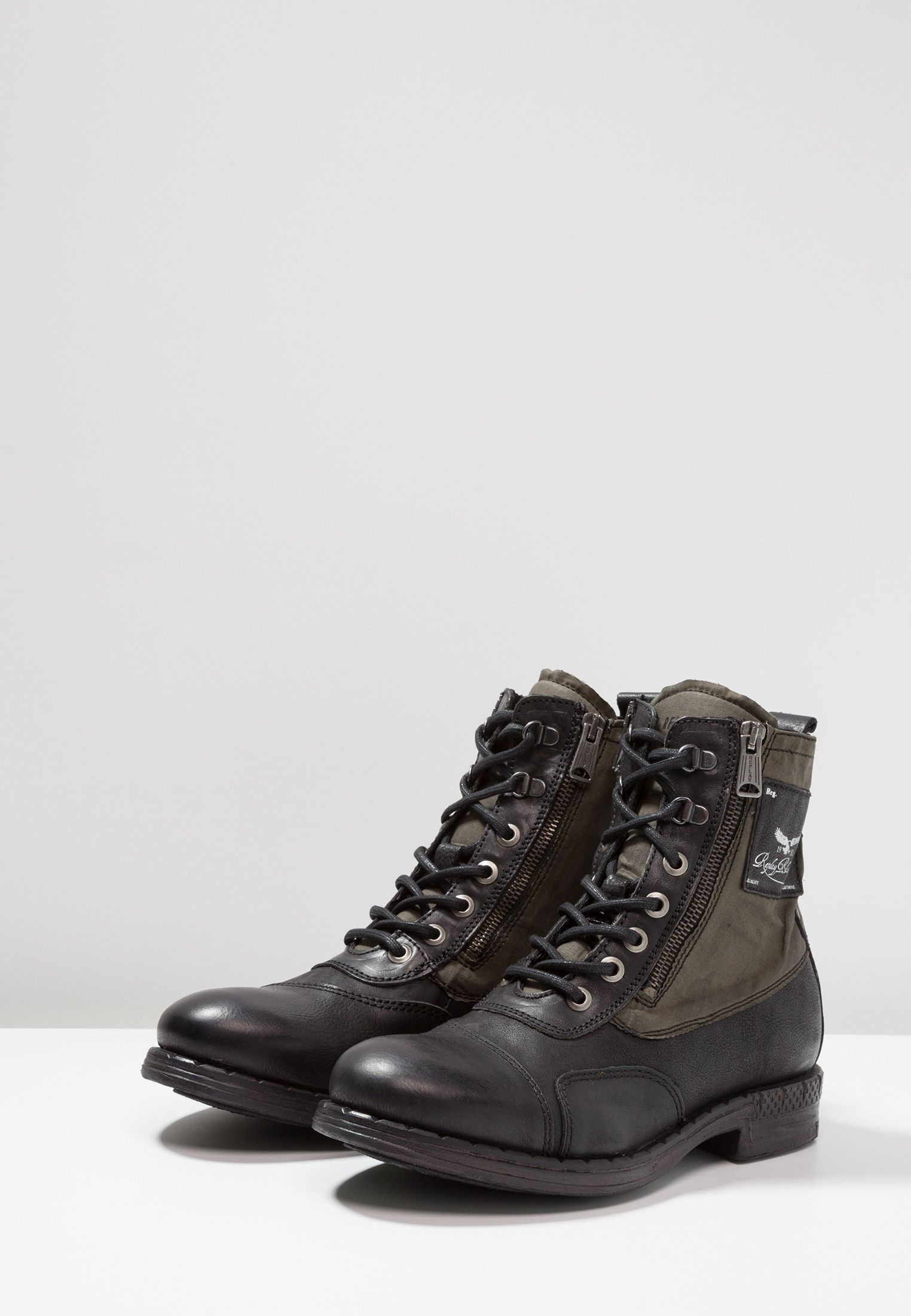 Replay WICKHAM - Lace-up ankle boots