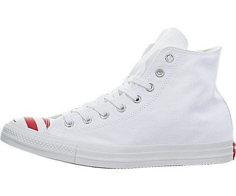cf1580bd7ee7 Converse Unisex Chuck Taylor All Star Hi Basketball Shoe