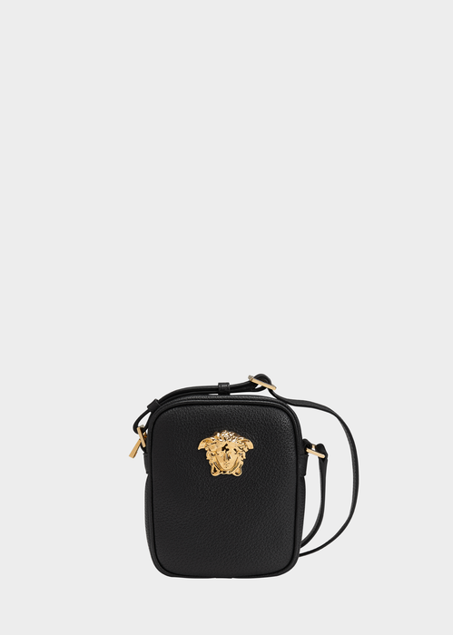 VERSACE Medusa Cross-Body Bag.  versace  bags  shoulder bags  leather   lining   10189a46a8
