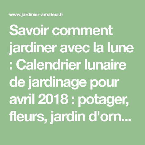 Calendrier lunaire de jardinage d cembre 2019 jardiner - Graines et jardin calendrier lunaire ...