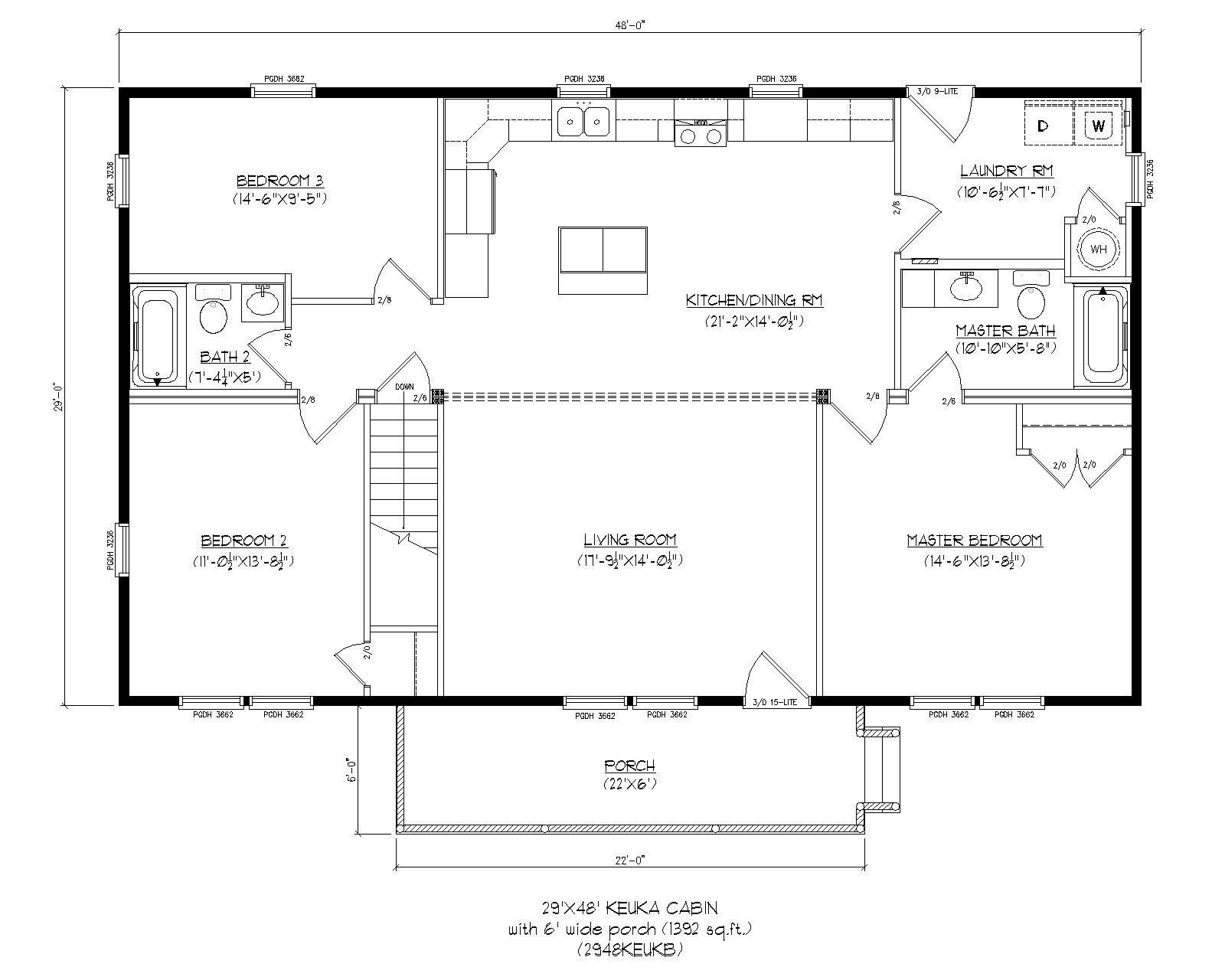 Riverwood Prefab Certified Modular Cabin Riverwood Cabins Modular Cabins Modular Floor Plans Modular Log Homes