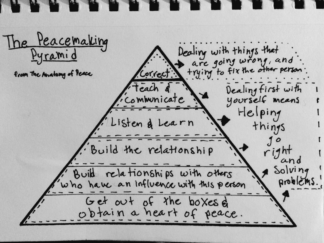 The Anatomy of Peace by | Pinterest | Anatomy, Peace and Mindset