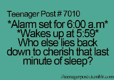 No I Stress Over Myself For Not Being Able To Go Back To Sleep It Takes Me Like 2 Hours To Fall Asleep Teenager Posts Funny Teenager Posts Relatable Post