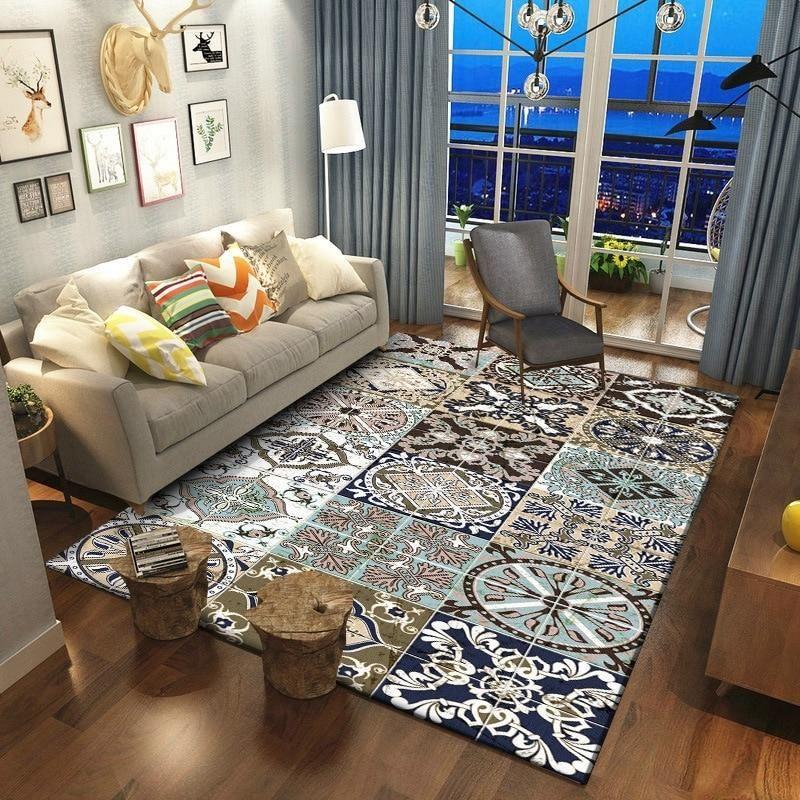 Rugs Living Room Floor in 2020 Rugs in living room