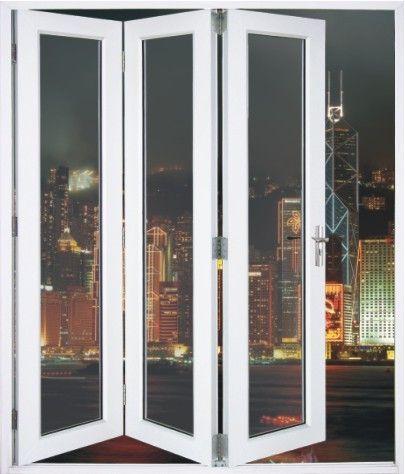 Sliding Folding Glass Door Bifold Patio Doors Exterior Doors With Glass Replacement Patio Doors