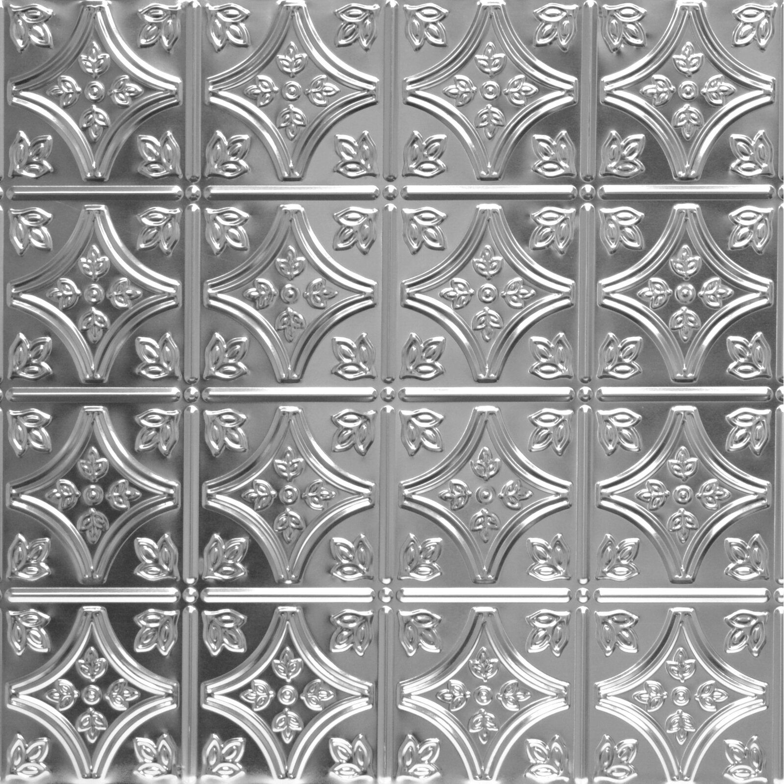 23 75 X 23 75 Metal Tile In Lacquer Steel Metal Ceiling Tiles Metal Tile Ceiling Tiles