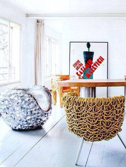 Michael Berman | Strato Lounge Chair