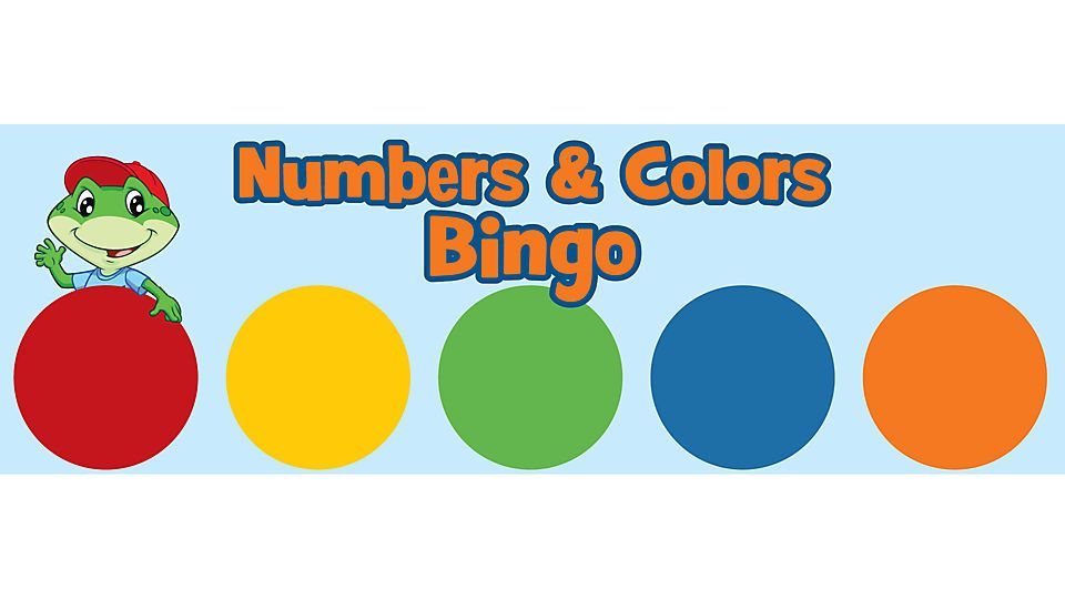 Spanish - Numbers & colors Bingo | Have a happy #CinceDeMayo with ...