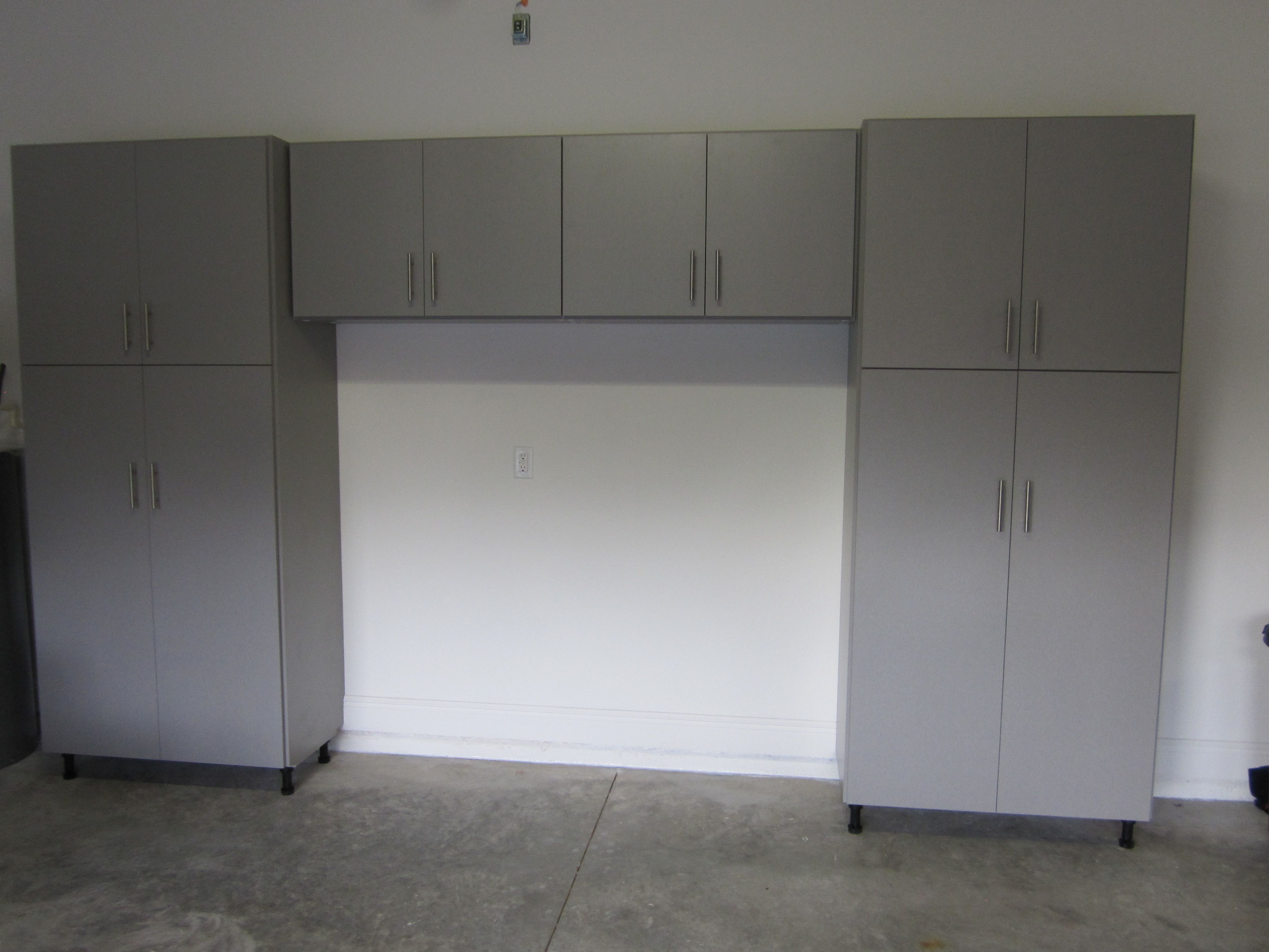 Superb Garage Storage Solution Organize Custom Cabinets More Space Place Murphy  Bed Sarasota