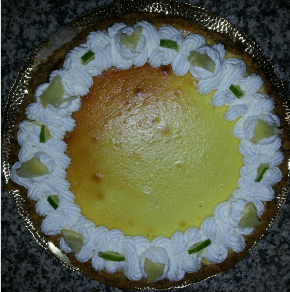 Cheesecake limone e lime