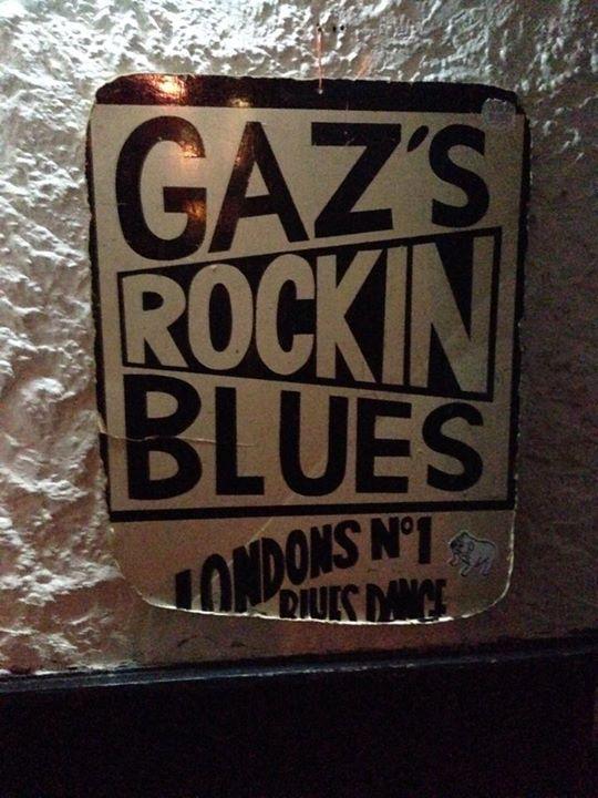 Gaz's Rocking Blues