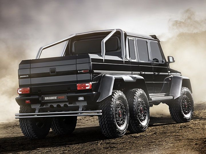 brabus mercedes benz g63 amg b63s 700 6x6 automotive pinterest mercedes benz cars and 4x4. Black Bedroom Furniture Sets. Home Design Ideas