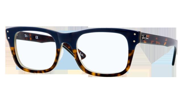 Fancy - Ray-Ban Glasses - Collection Optical - RB5227 - 5029 - CARIBBEAN  . Óculos  De ... 004de6450d