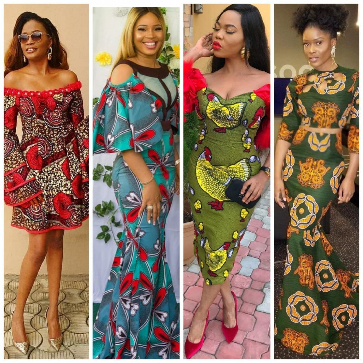 Timeless Ankara Styles That Will Wow You Wedding Digest Naija Blog African Fashion African American Fashion African Fashion Dresses
