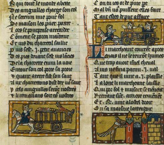 Le Roman De Renart Dossier Pedagogique Roman De Renart Roman Dossier Pedagogique