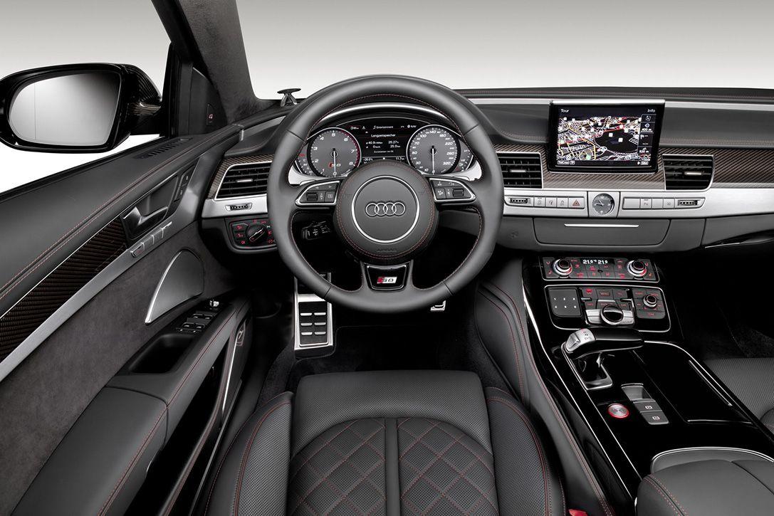 The 605 Hp Audi S8 Plus Hits 62mph In Just 3 8 Seconds Avtomobili Avtomobil Modeli