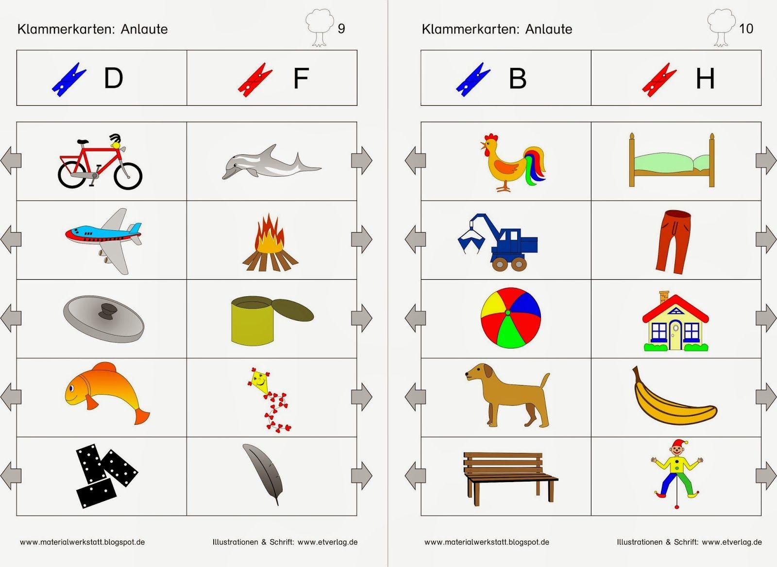 Spiel Mit Buchstaben Wörter Bilden