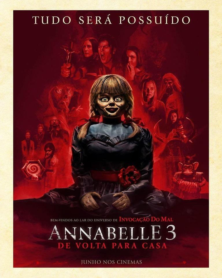 Annabelle 3 De Volta Para Casa Filme Annabelle Assistir Filmes