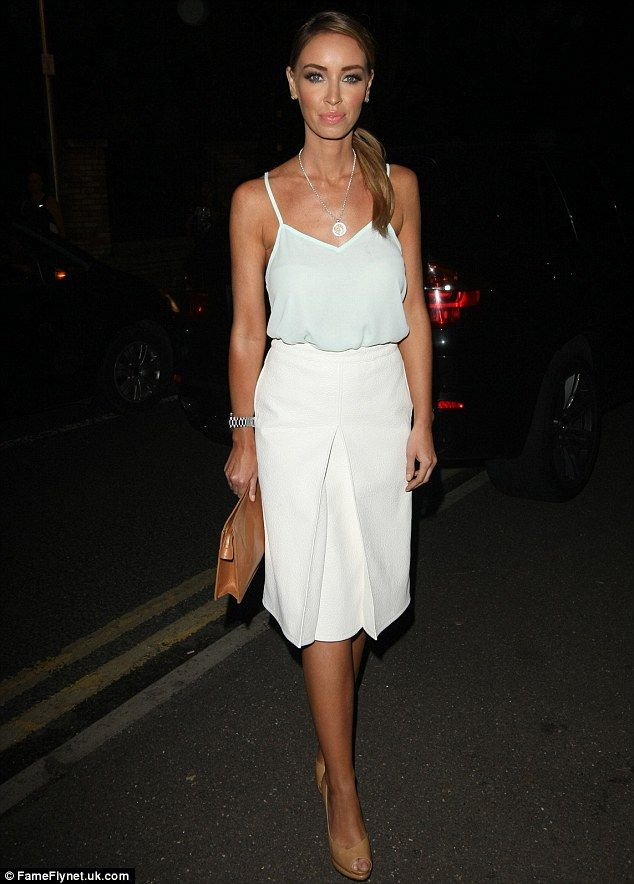 1000  images about White leather skirt on Pinterest  ASOS Pencil ...