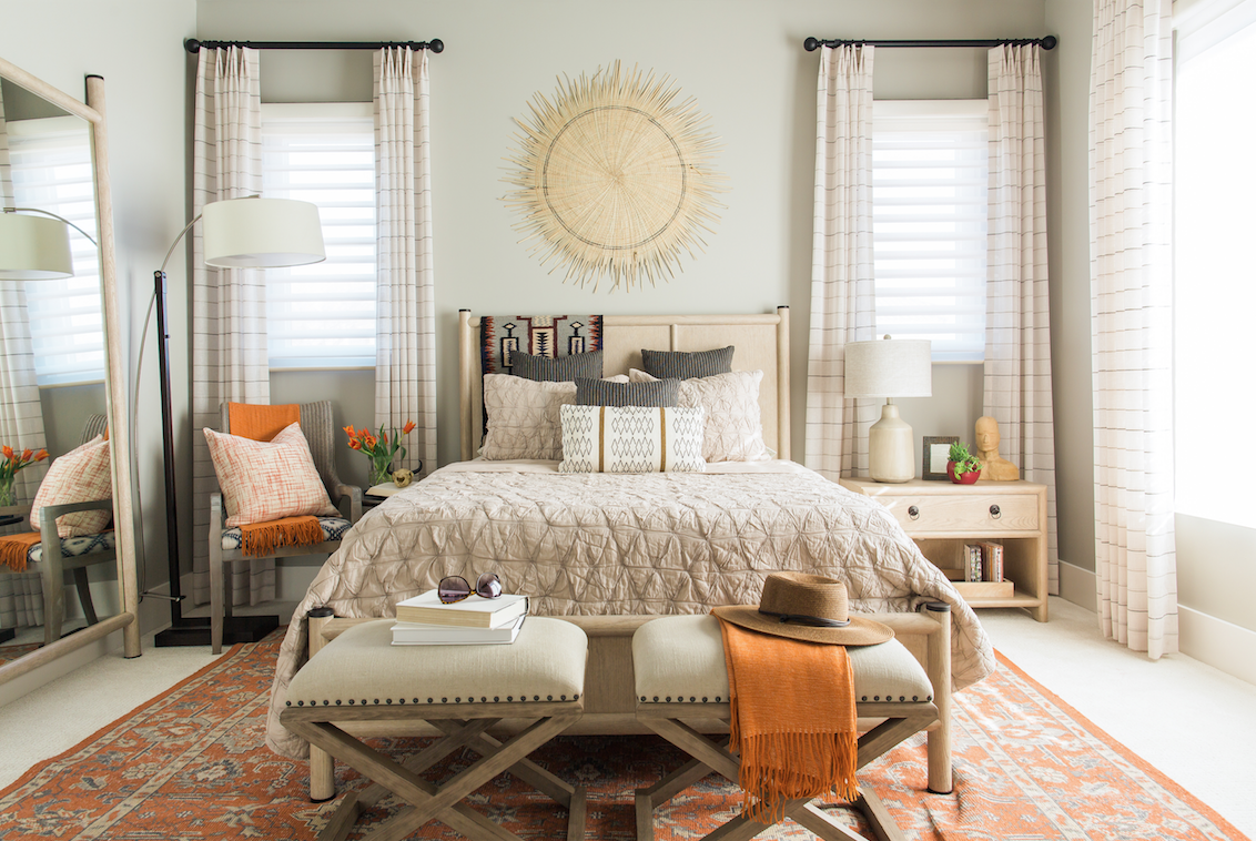 Pictures of the HGTV Smart Home 2017 Guest Bedroom | Southwestern ...