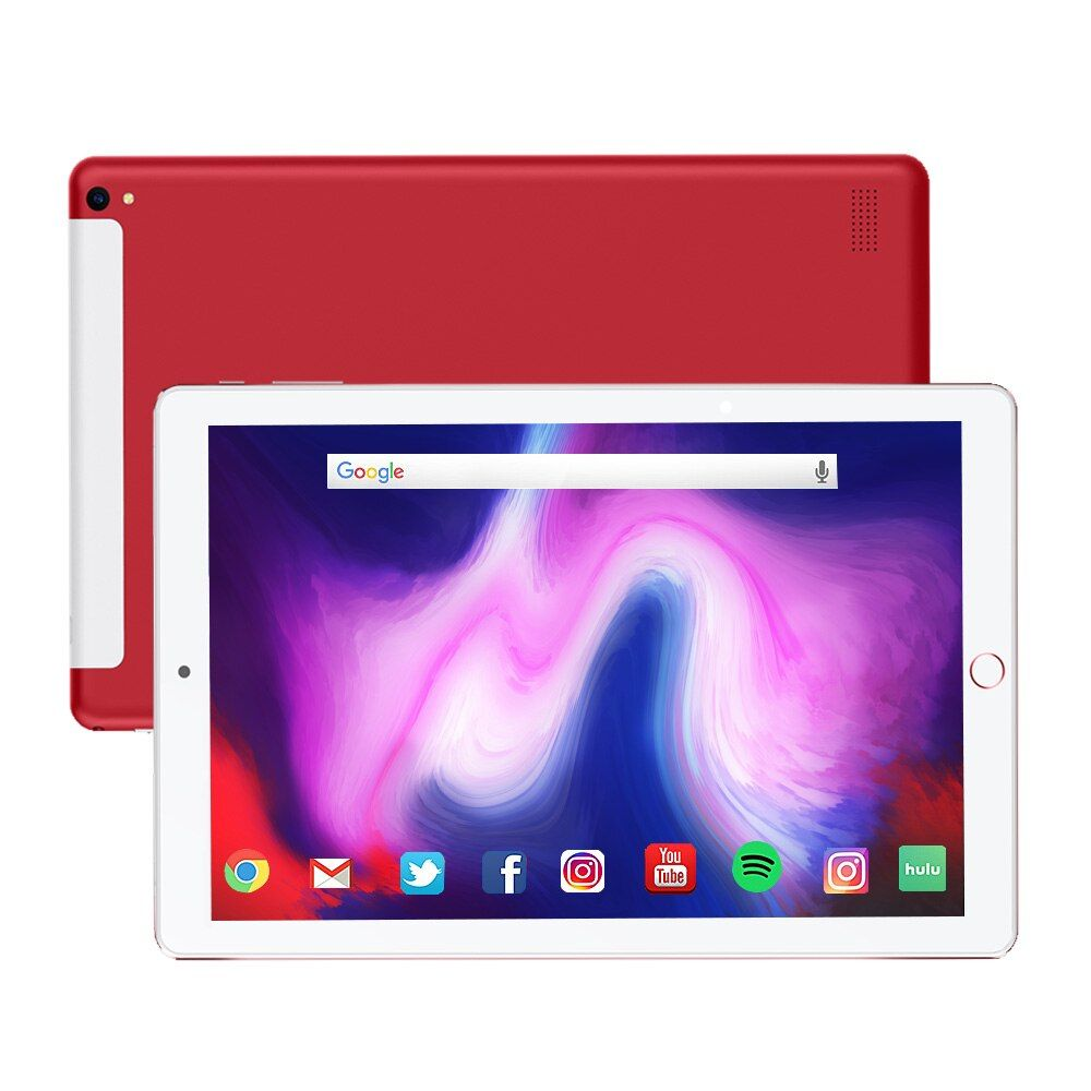 Tablets New 10 1 Inch Tablet Pc Quad Core 2019 Original Powerful Android 3gb Ram 32gb Rom Ips Dual Sim Phone Call Tab Phone P Dual Sim Phones Dual Sim Tablet