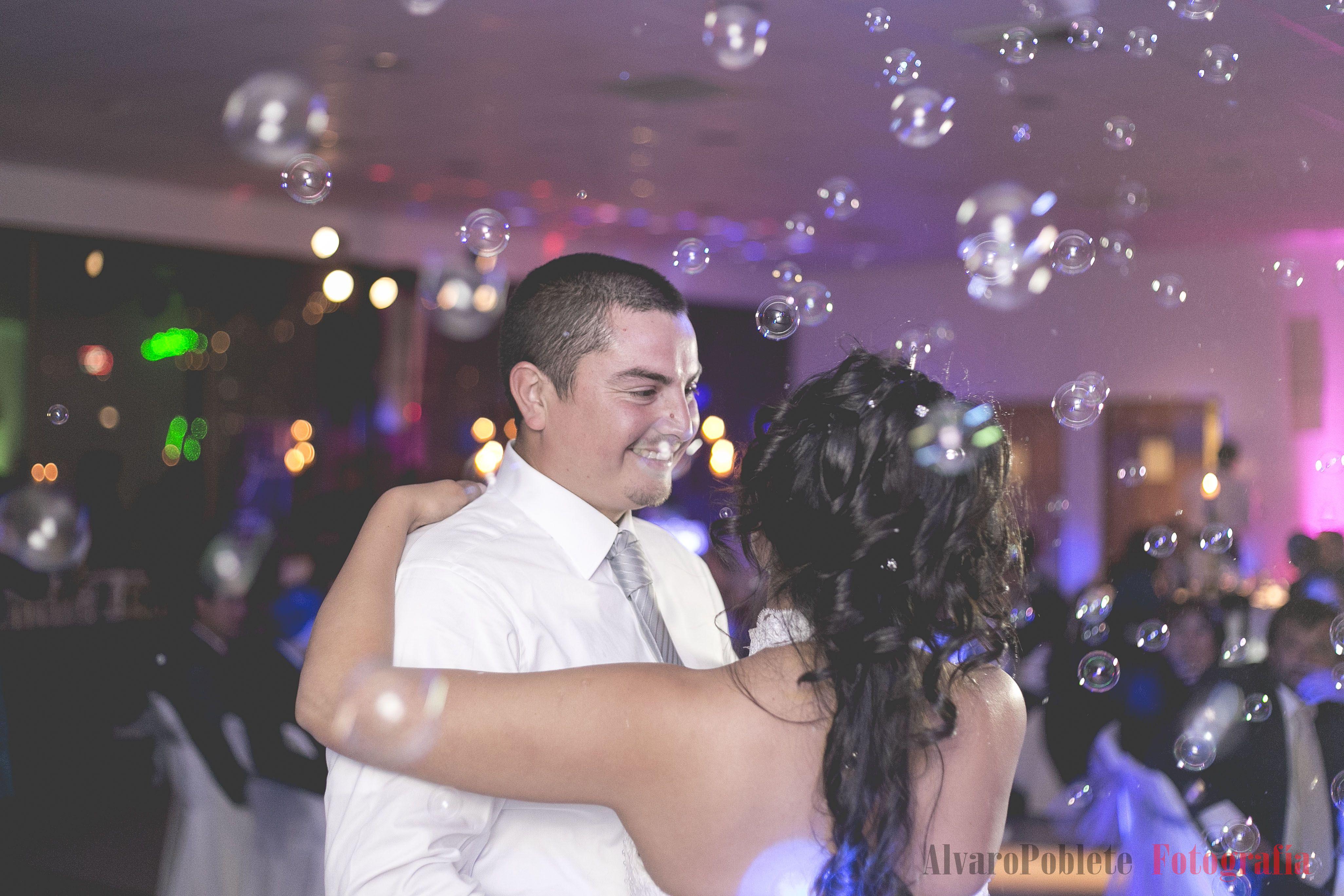 Francisco Alejandra Bubbles Matrimonio