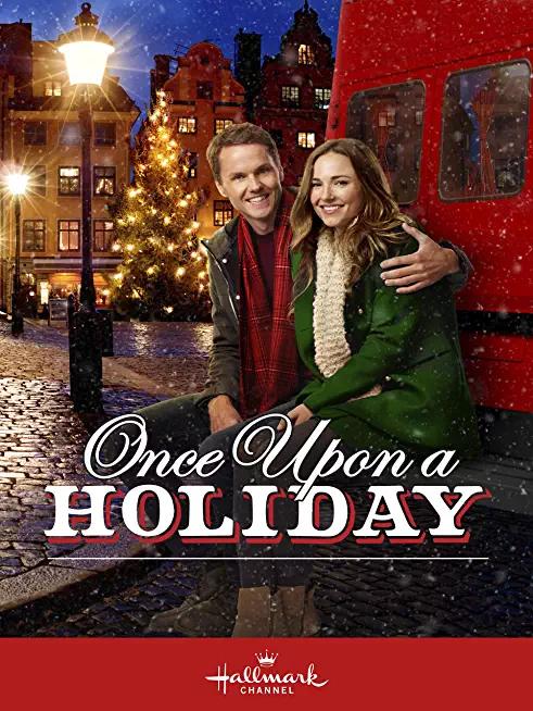 Once Upon A Holiday Dvd F Hal Xmas Movies Hallmark Movies Fantasy Games