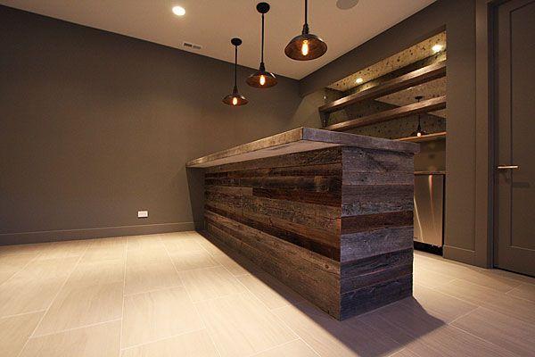 Gorgeous Wet Bar. Basement Or Bonus Room
