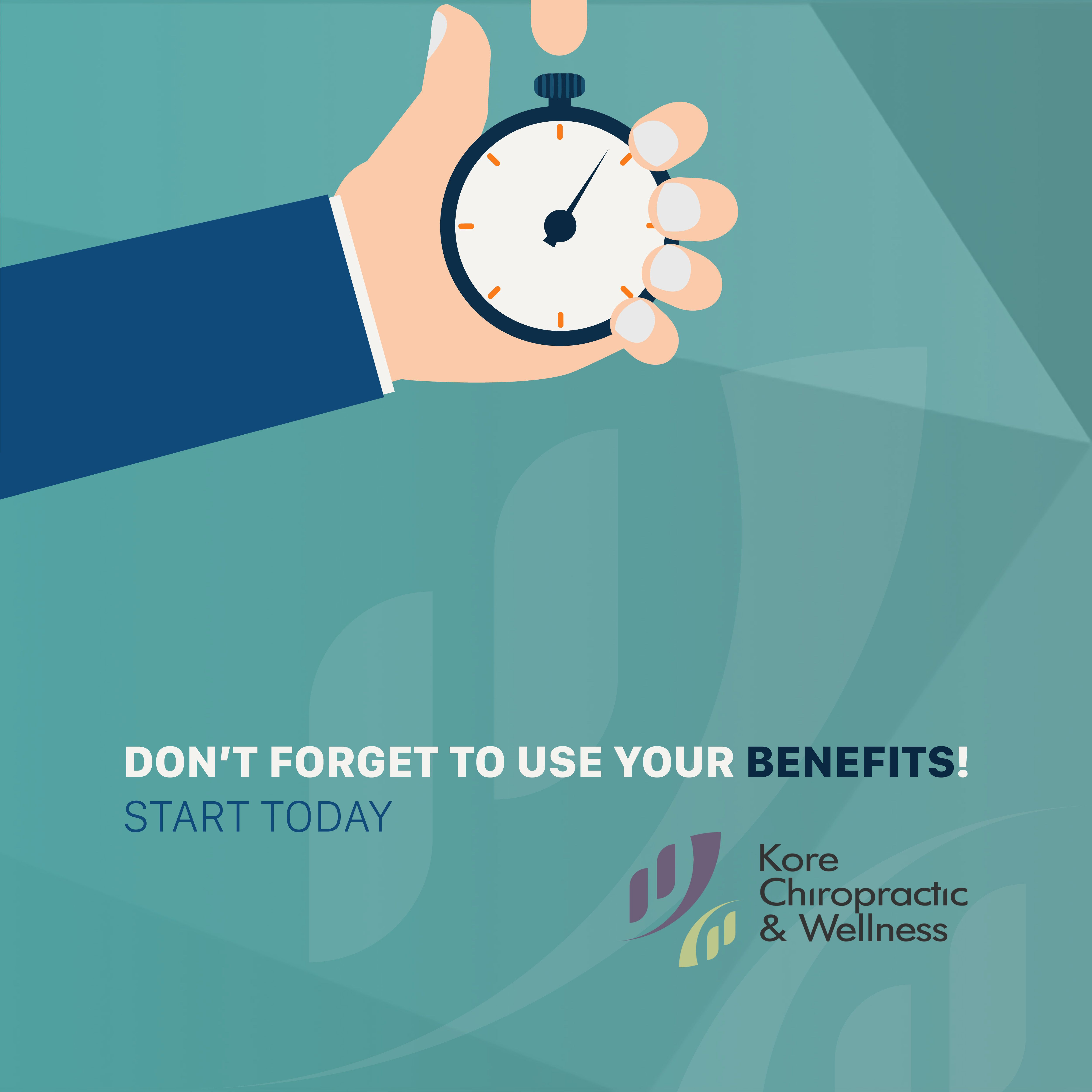 Majority Of Insurance Plans Operate On A Calendar Year Which Means That Time Is Now Running Out For You To Chiropractic Chiropractic Wellness Physiotherapy