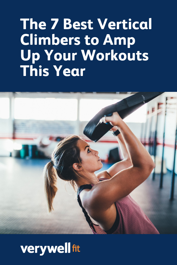 Did You Know Using A Vertical Climber Can Burn About The Same Amount Of Calories As Running On The Treadmill In Way Less Best Cardio Fitness Training Workout