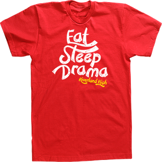 Love Sleep Drama Custom Drama High School T-shirt Tees Tshirt ...
