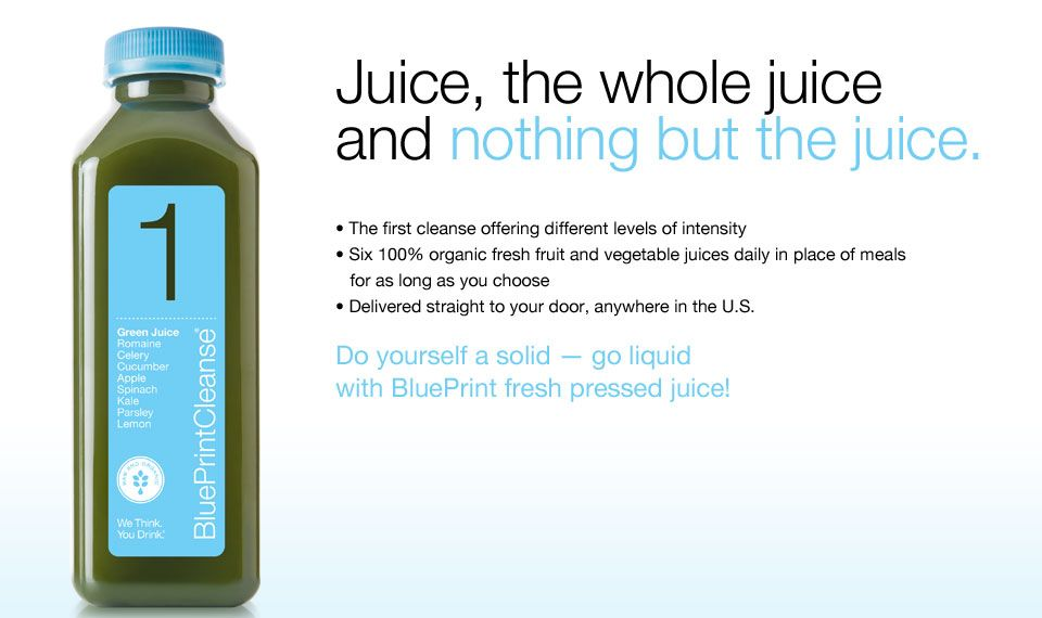 My 3-Day Juice Cleanse Cleanse, Juice and Blueprint cleanse - new blueprint cleanse green
