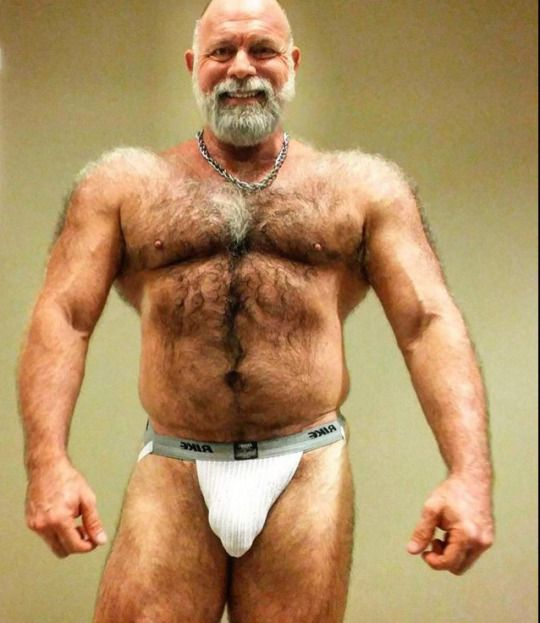 Hairy mature lovers