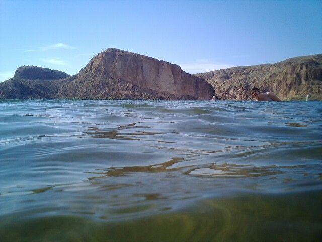 Lake canyon, az