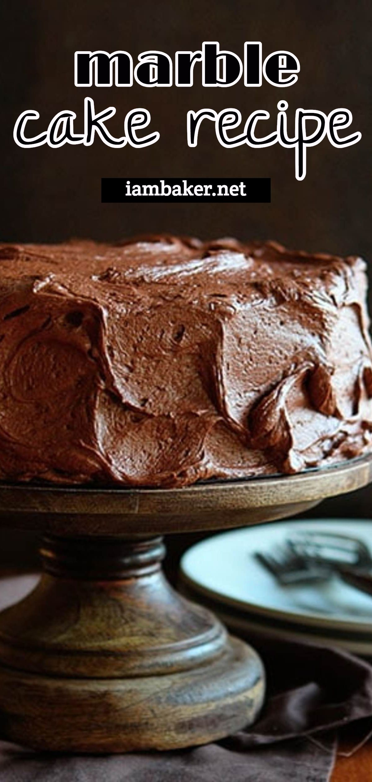 Creating The Perfect Marble Cake Doesnt Have To Be Difficult