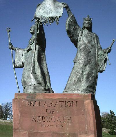 The Declaration of Arbroath